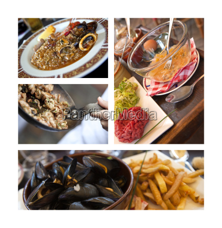 french bistro dishes