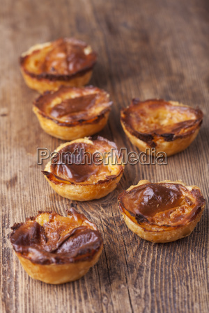 pasteis de nata from portugal