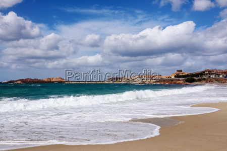 beach house isola rossa wave sardinia