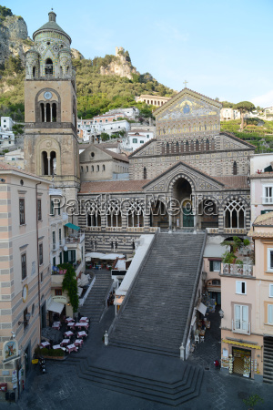 amalfi cathedral italy