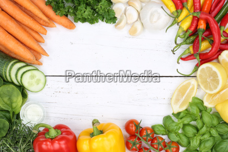 vegetable collection tomato carrot peppers cook