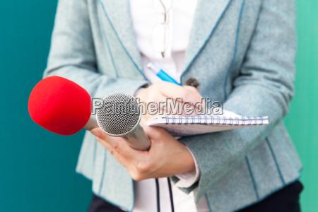 public relations pr reporter press