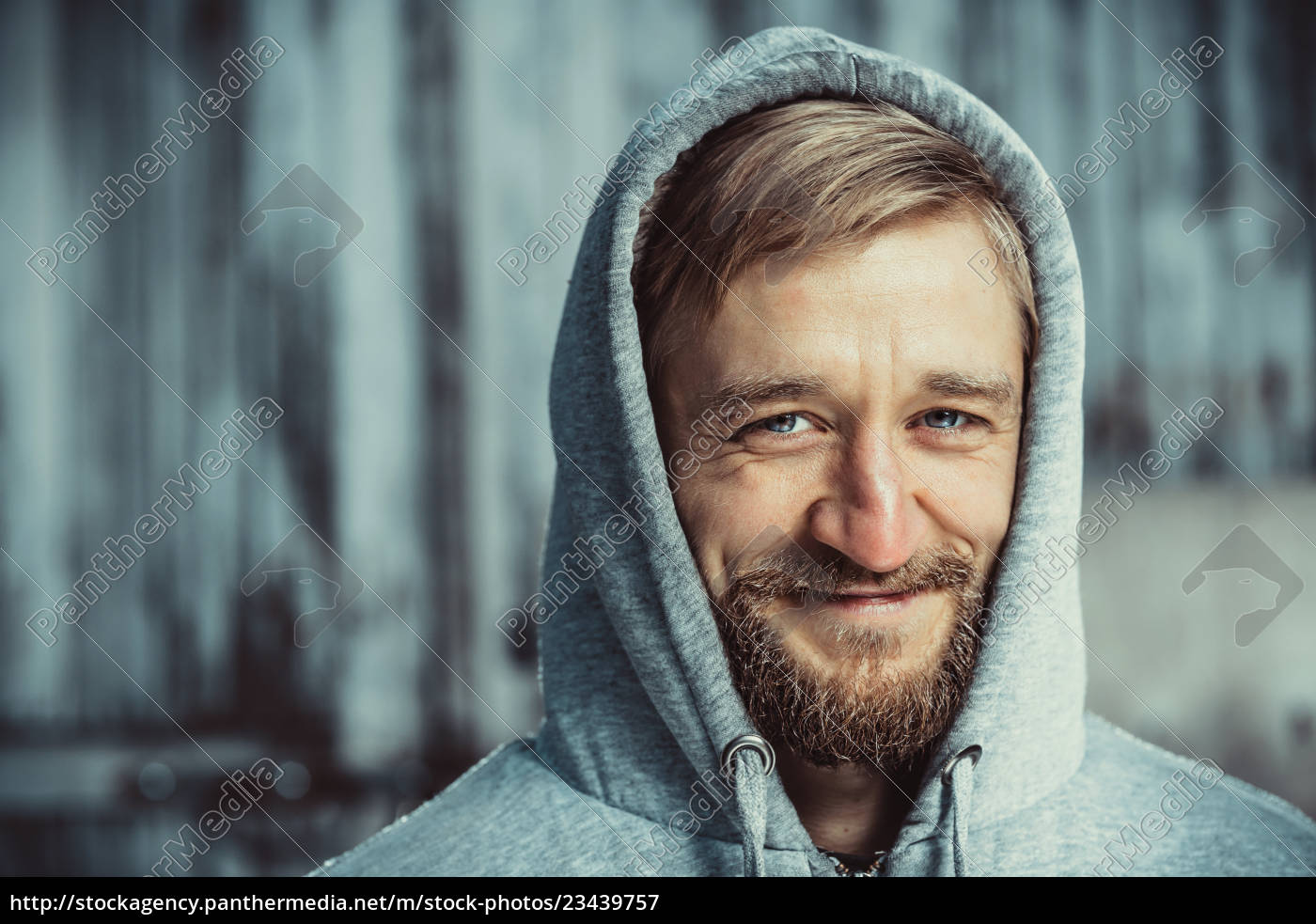 portrait, of, a, young, bearded, man - 23439757