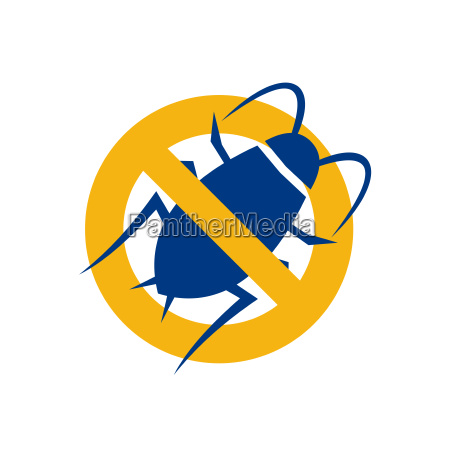 stop cockroach icon