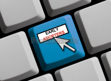 early adopters online