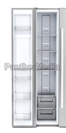empty, freezer - 23452497