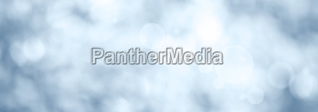 blue abstract winter background