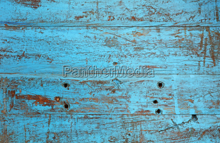 grunge background texture of blue painted