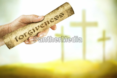 the message of forgiveness from the