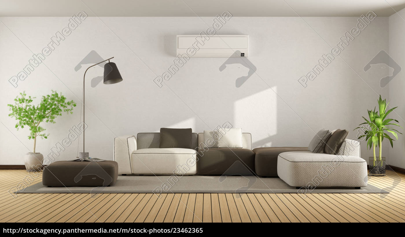 living, room, with, sofa, and, air - 23462365