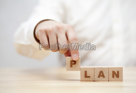 hand, and, word, plan, made, with - 23467584