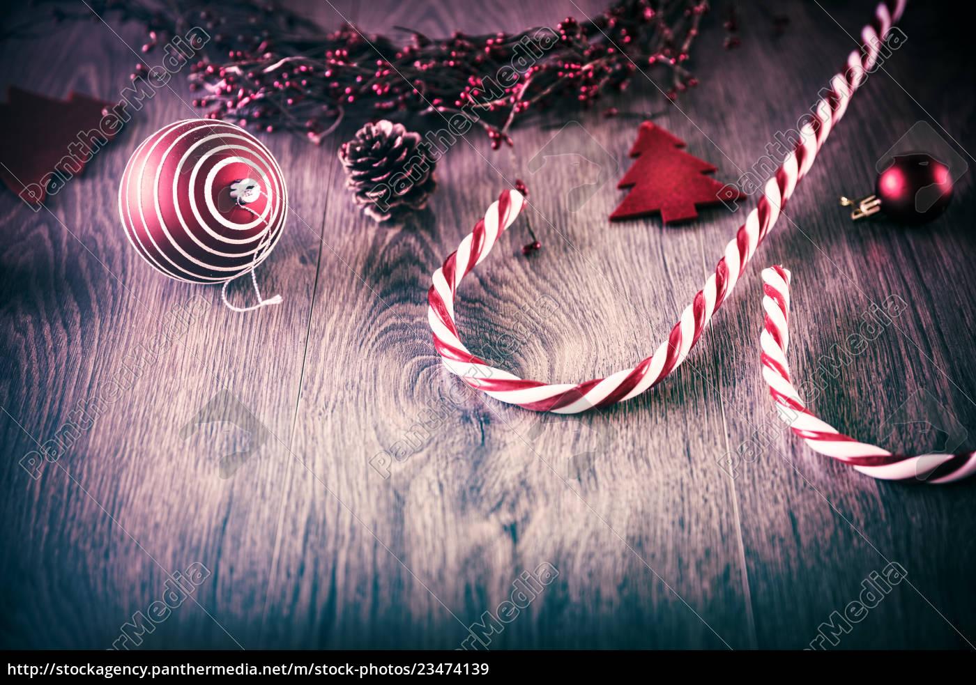 vintage, christmas, background - 23474139