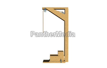 crane exempted as load lift