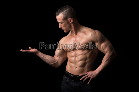 man's, power, body - 23507652