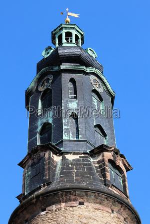 castle tower weimar