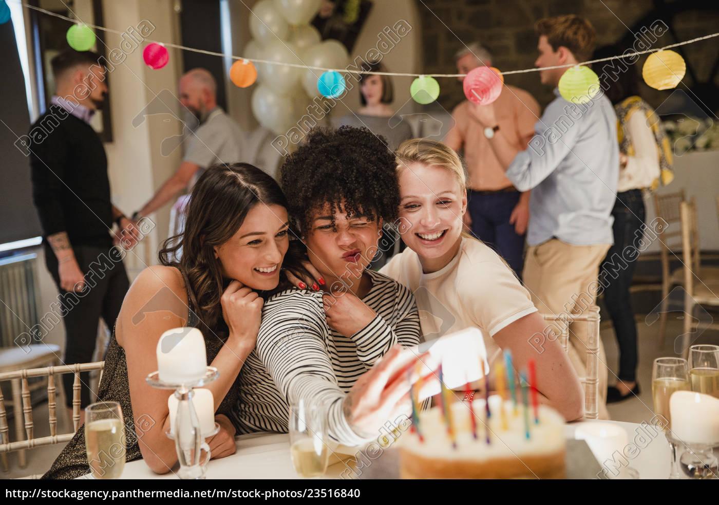 birthday, party, selfie - 23516840
