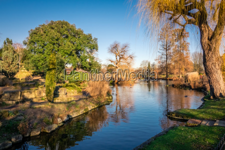 regents park in london