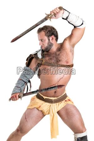gladiator/barbarian, warrior - 23541068