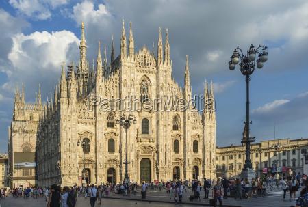 italy milan milan cathedral