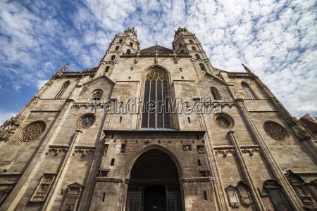 austria vienna st stephens cathedral