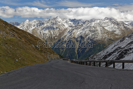 austria tyrol oetztal soelden oetztal glacier
