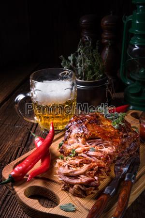 Pork, Food, Grill, Dinner, Bbq, Sandwich - 23576860