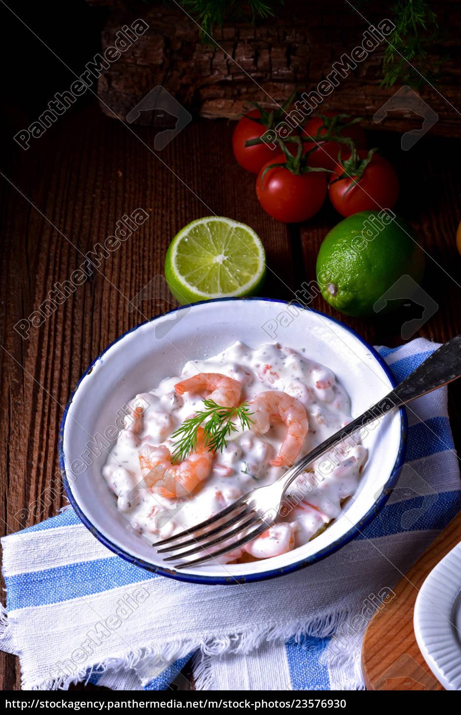 rustic, crab, salad - 23576930
