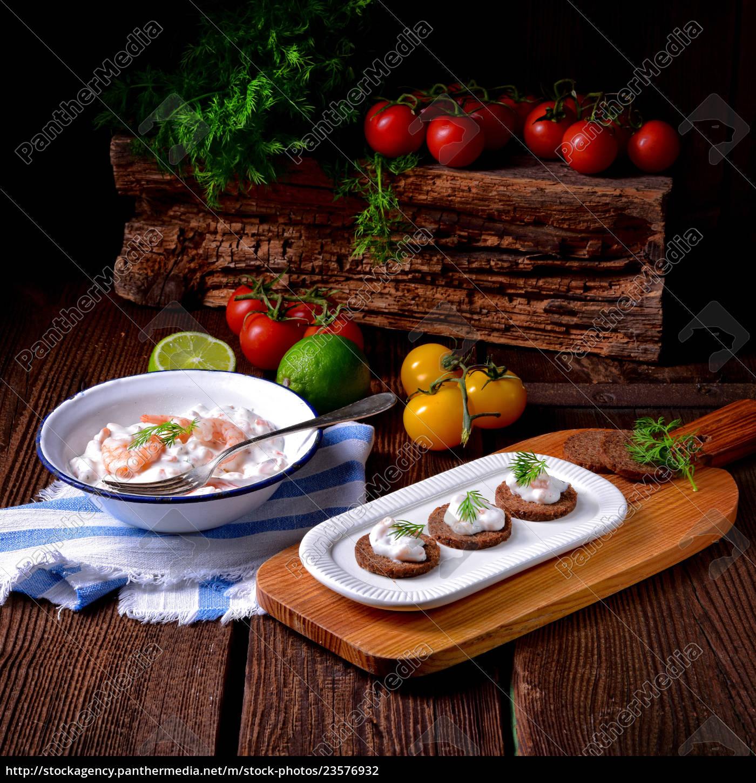 rustic, crab, salad - 23576932