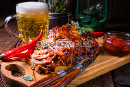 tasty, barbecue, pulled, pork - 23576862