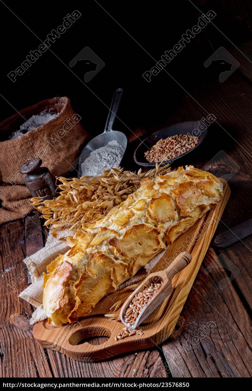 tasty, tiger, bread - 23576850