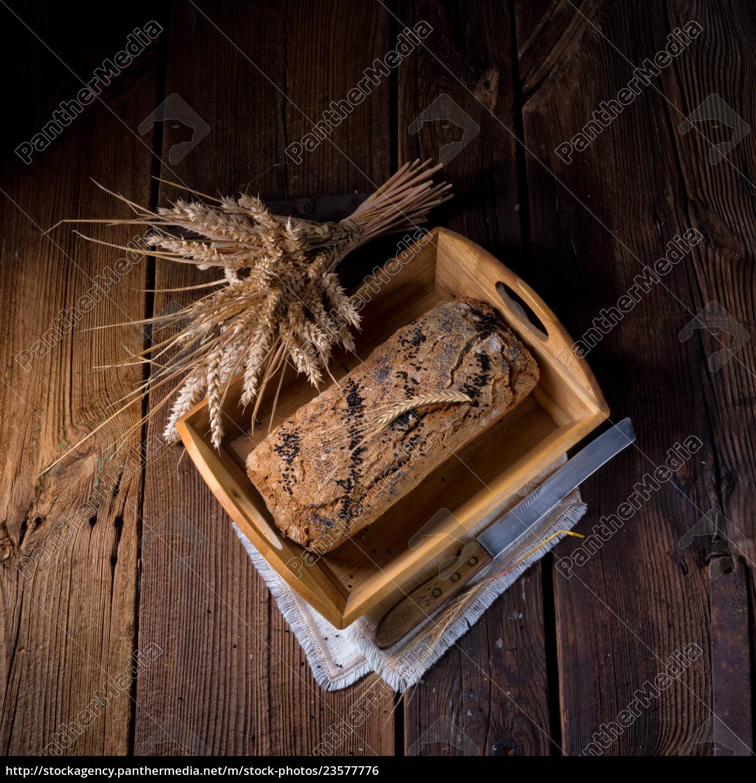 tasty, homemade, bread - 23577776