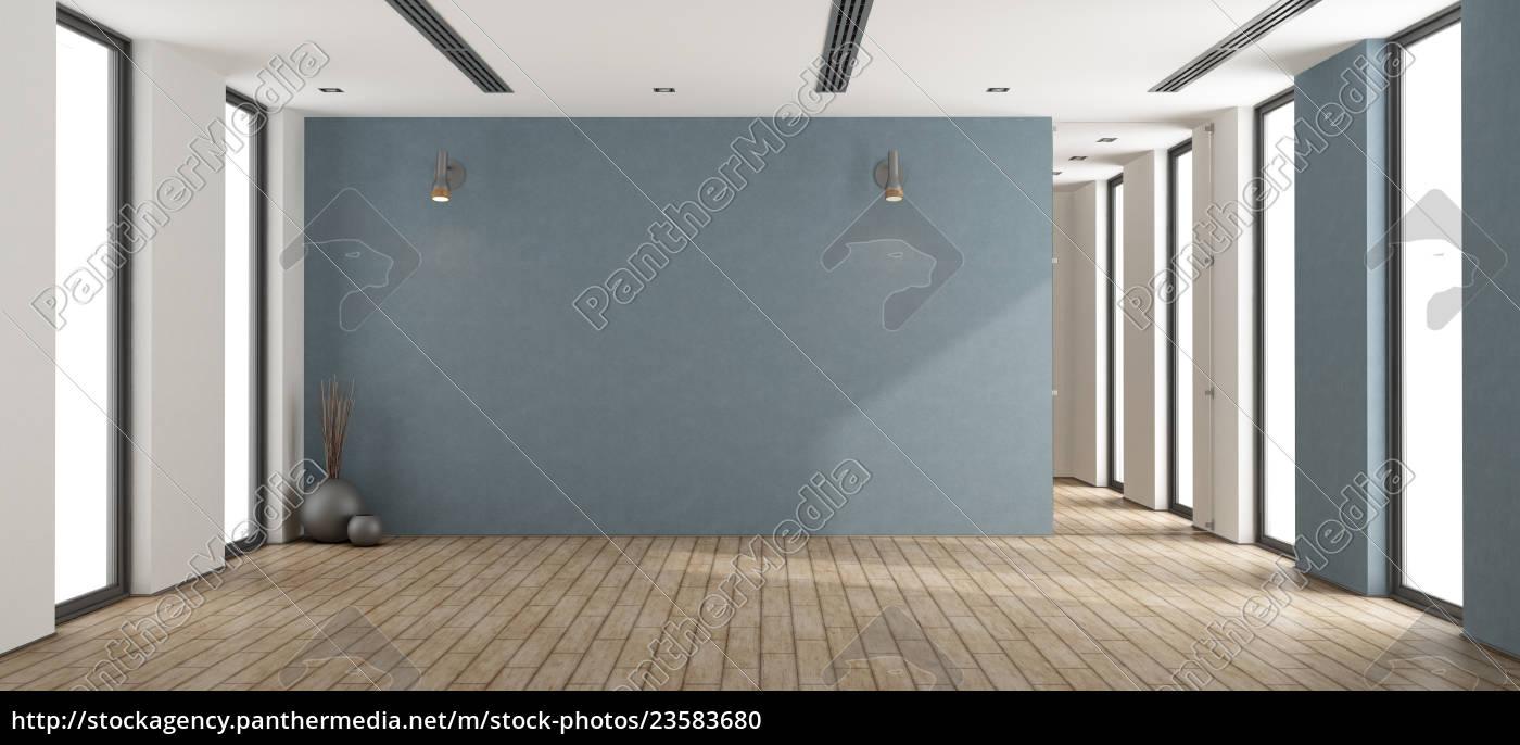 empty, minimalist, interior - 23583680