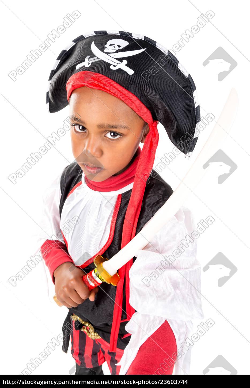 boy, pirate - 23603744
