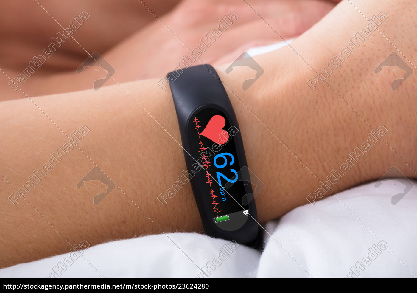 fitness, activity, tracker, with, heartbeat, rate - 23624280