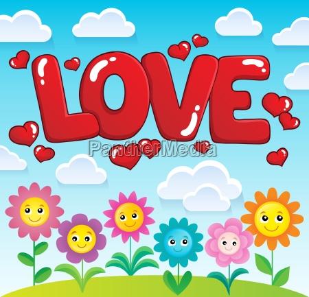 word love theme image 2