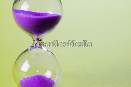 sand clock hourglass