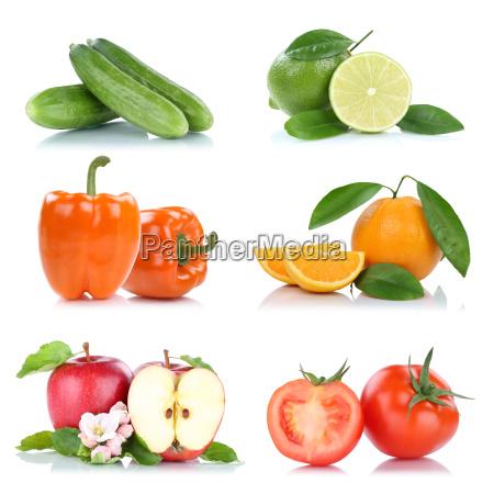 fruits fruit and vegetables apple orange
