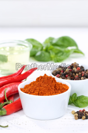 spices cook ingredients paprika powder paprika