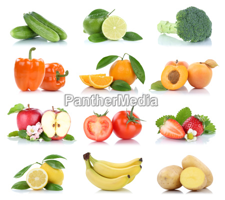 fruits fruits and vegetables apple tomato