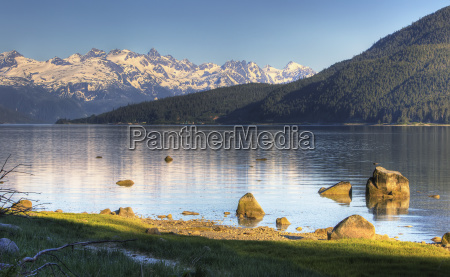 view of lutak inlet and the