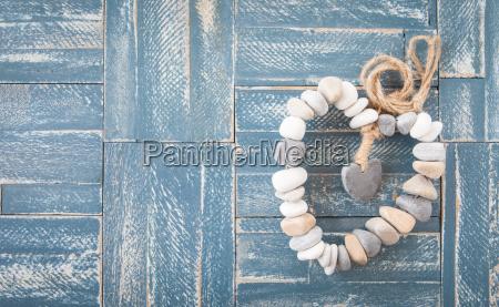 heart of pebbles
