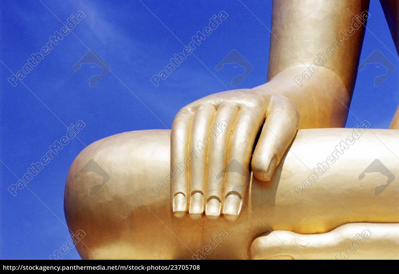 detail, of, the, buddha, sculpture - 23705708