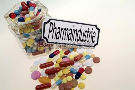 health symbolic industry health care pills