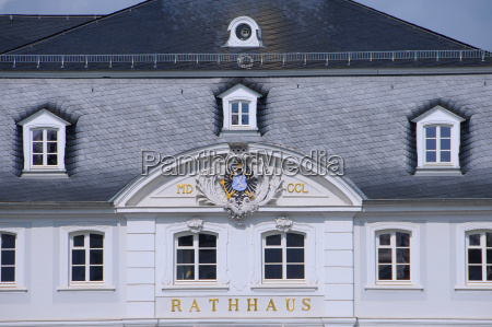 old town hall saarbruecken
