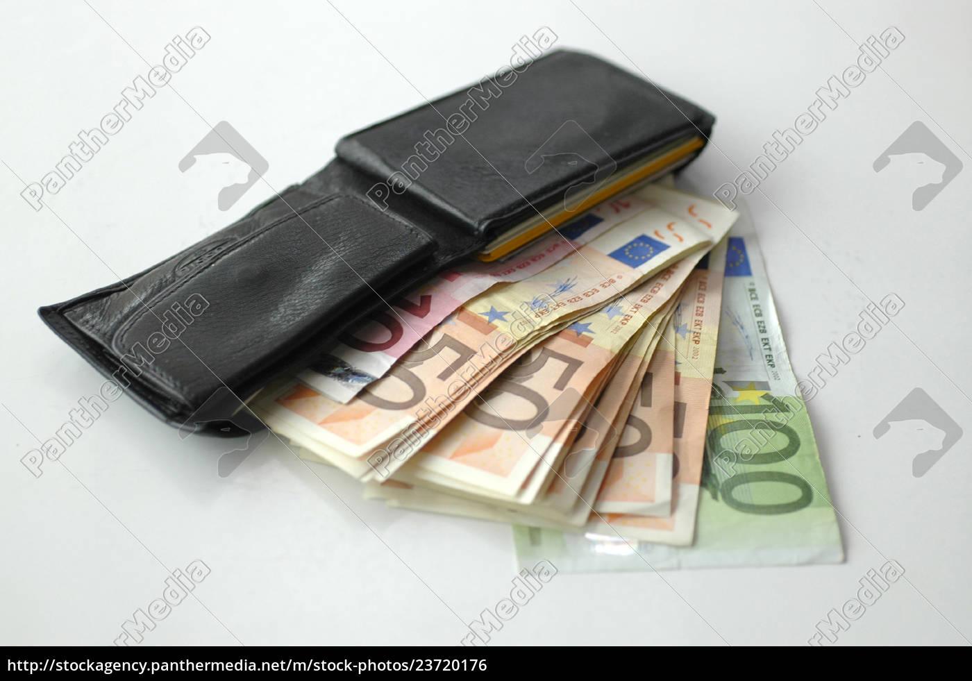 euro, bills - 23720176