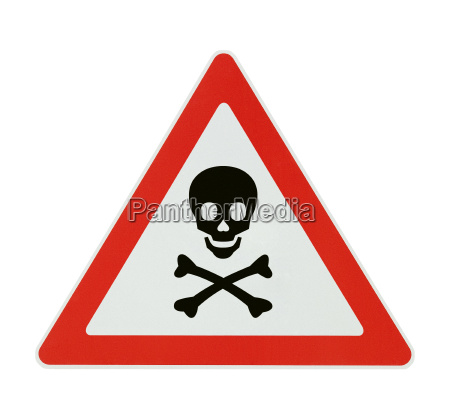 sign signal isolated optional symbolic death