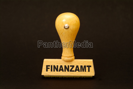 symbolic stamp financial finance public authorities