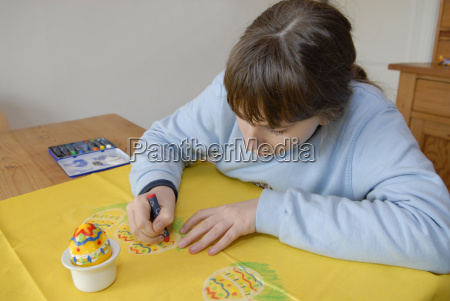 stronghold colour blanket easter pupil party