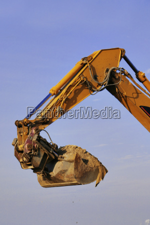building industry dredger construction industry shovel