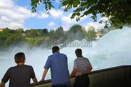 act of god rhine tourism europe